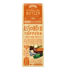 Mixded Toffee 190 gr CHARLES BUTLER