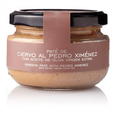 La Chinato Venison with PEDRO XIMÉNEZ paté 120 GR