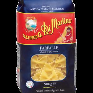 Pastificio G. DI MARTINO Farfalle 500 gr