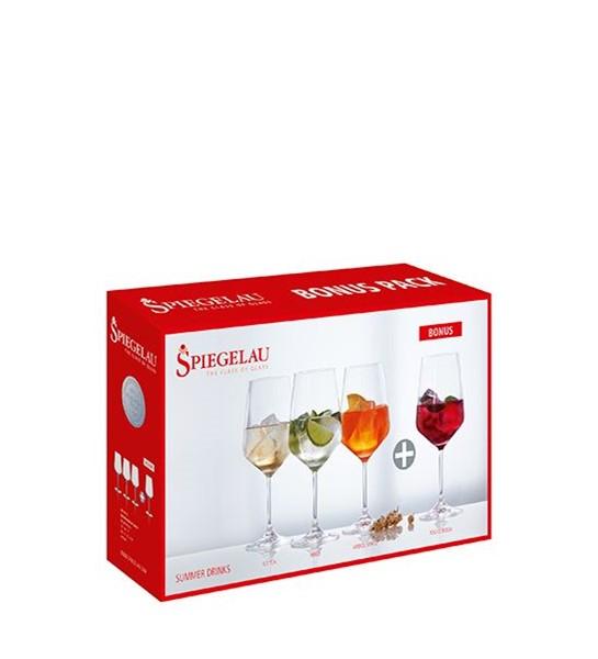 Spiegelau Summer drinks x4
