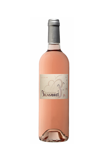 """Domaine Belambrée """" Rosé -Coteaux d'Aixen-Provence 75cl 2020"""
