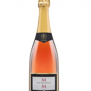 Cava M&M Rosé - Millésimé 75 cl