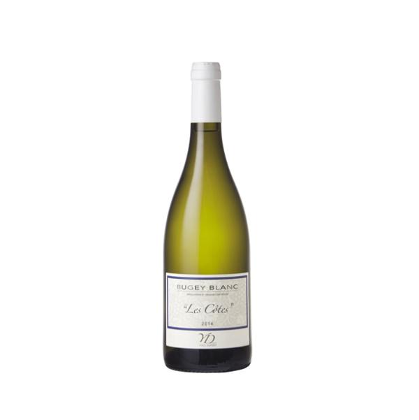 Bugey Blanc 'Les Côtes 70 cl 12.5°
