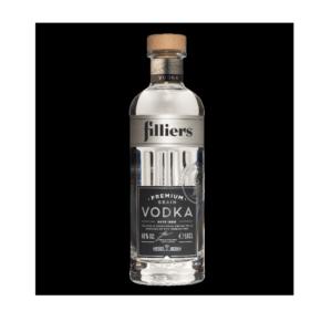 Filliers Premium Grain Vodka 50 cl 40°