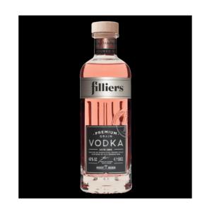 Filliers Vodka wilde bosaardbei 50 cl 40°