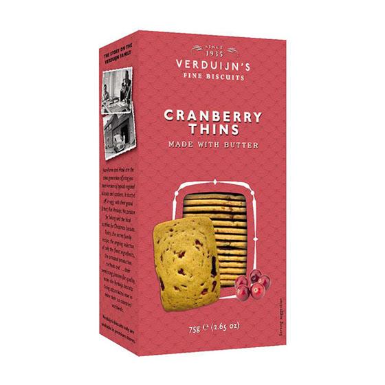 Verduijn's Cranberry 75 gr