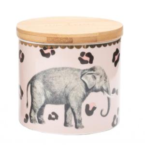 Yvonne Ellen Storage Jar Small Elephant