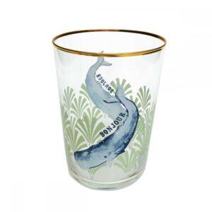 Yvonne Ellen Hi Ball Cocktail Glass 550ml, Whale
