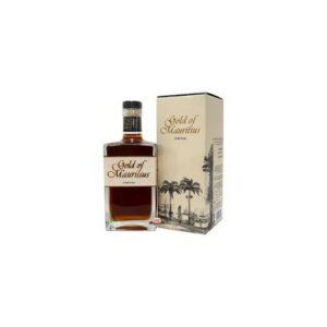 Rum Gold of Mauritius Dark Rum 70 cl