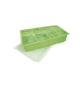 Silicone Ice Tray 5x5 cm 8 stuks