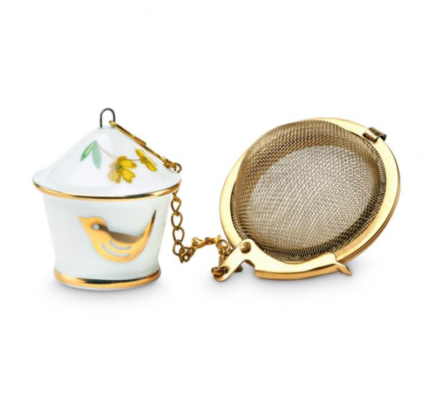 Tea Infuser Birdhouse PIP