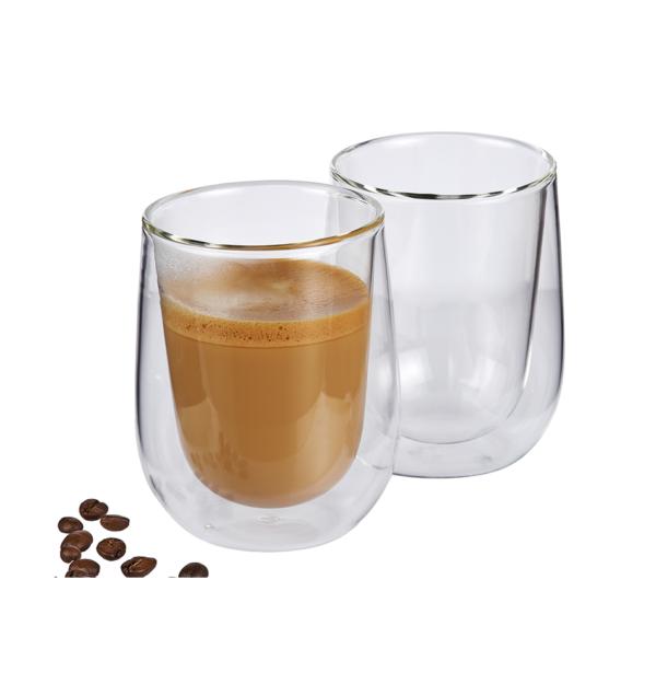 Koffieglas Dubbelwandig Cilio 2 ST VERONA