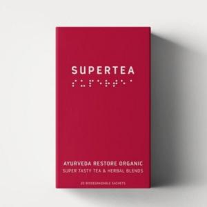 SUPERTEA Ayurveda Restore Organic 20 st