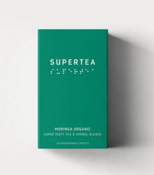 SUPERTEA Morginga Organic 20 st