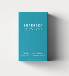 SUPERTEA Liquorice Fennel Organic 20 st