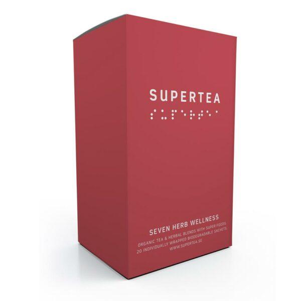 SUPERTEA Seven Herb Wellness 20 st
