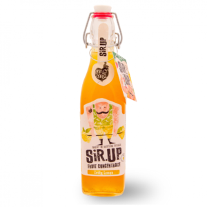 Sir.Up Fruitconcentraat 500 ml Zesty Lemon