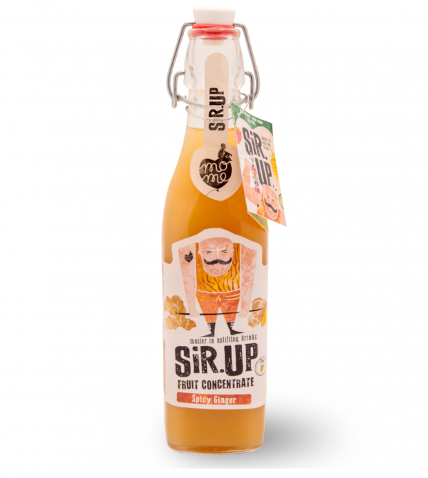 Sir.Up Fruitconcentraat 500ml Spicy Ginger