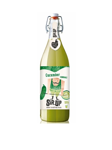 Sir.Up concentraat 1 liter Cumcumber