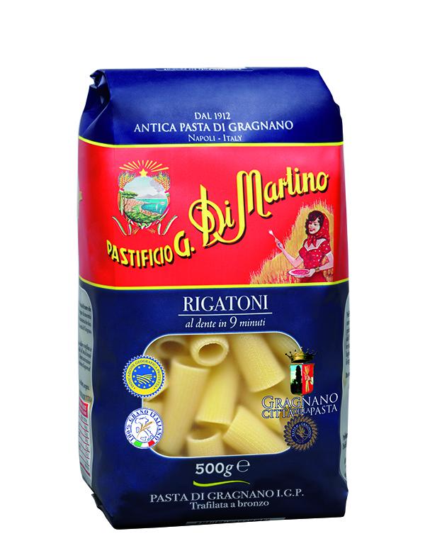 Pastificio G. DI MARTINO Rigatoni 500 gr