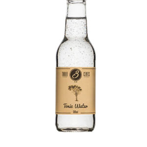 Three cents Tonic Water 200 ml