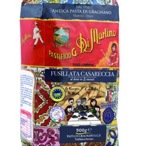Pasificio G. DI MARTINO Fusillata Casarecccia 500 gr DOLCE & GABBANNA