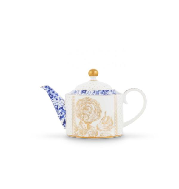 Teapot Royal White 1.65ltr