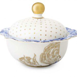 Sugar Bowl Royal White