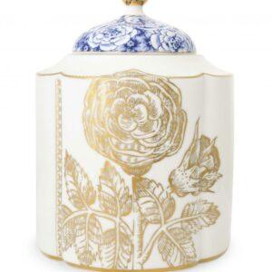 Storage Jar Medium Royal White 1.9ltr