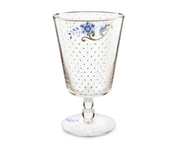 Water Glass Royal Golden Dots 360ml