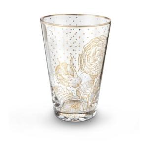 Longdrink Glass Royal Golden Flower 370ml