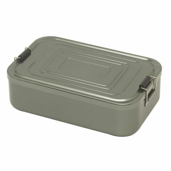 lunchbox Large allu, Antrhracite Kuchenprofi