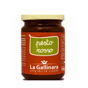 Pesto Rosso 'La Gallinara' 130gr
