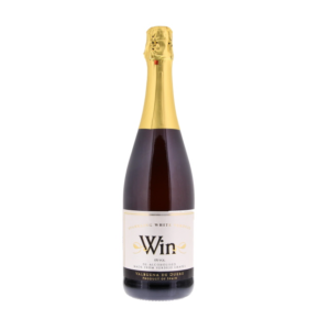 Win Wine Sparkeling Bubbels zonder alcohol 70 cl