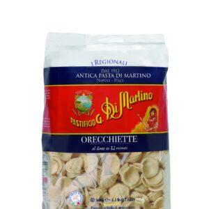 Pasificio G. DI MARTINO ORECCHIETTE 500 gr DOLCE & GABBANNA