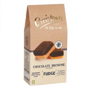 CHOCOLATE BROWNIE FUDGE 100 GRAM