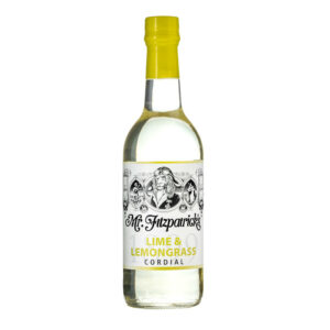 MR. FITZPATRICK'S LIME & LEMONGRASS CORDIAL 500 ml