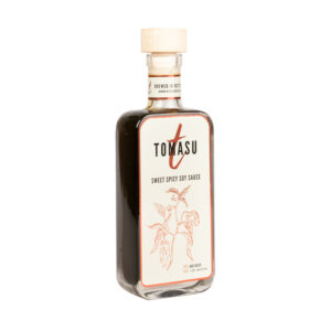 TOMASU SWEET & SPICY SOY SAUCE 100ML