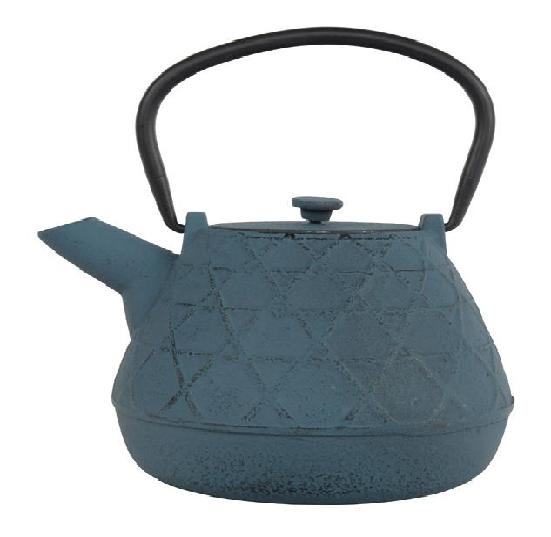 teapot hewi blue 1.L