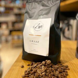 Koffie 'GRAAF' 250 gr KaZart