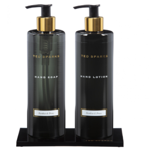 Ted Spark Hand Gift Set Bamboo & Peony