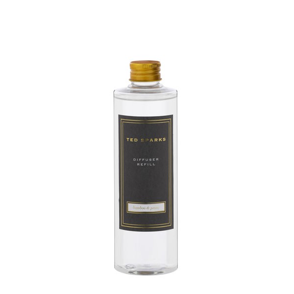 TED SPARKS - Diffuser Refill - Bamboo & Peony