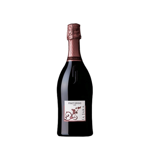 La Jara Spumante Pinot Grigio Rosé 75 CL