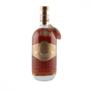 Bacoo 11Y Old Rum – 70cl 40°