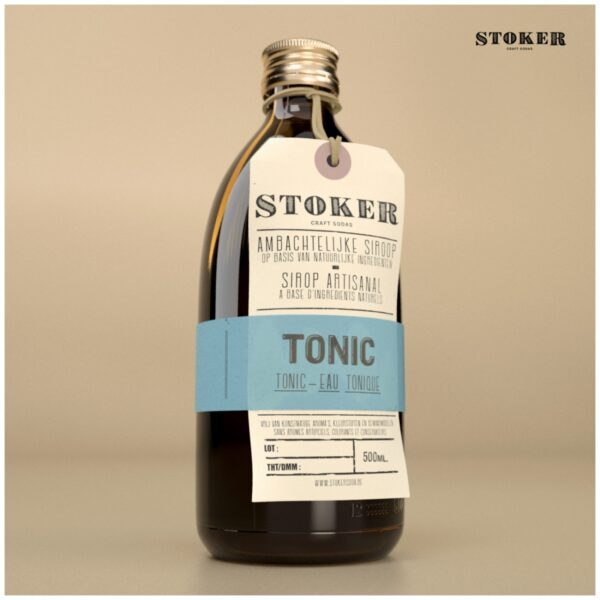 STOKER SODA Tonic 500 ml