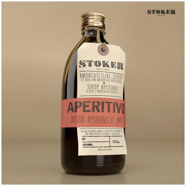 STOKER SODA Aperitivo 200 ml