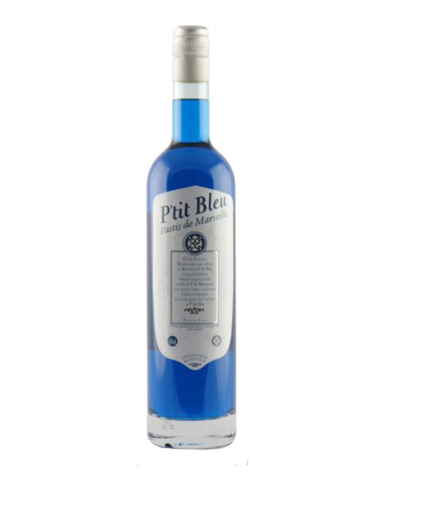 """Le Petit bleu """"Pastis de Marseille"""" – 70cl 45°"""