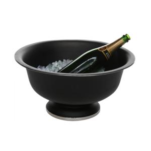 Wijnbowl Zwart