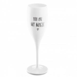 Koziol Champagneglas 'you are my magic'