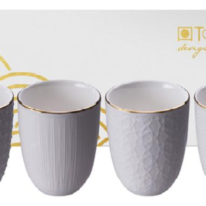 Nippon White cup set 4 ST BOX
